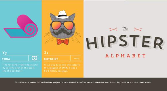 hipster-alfabeto