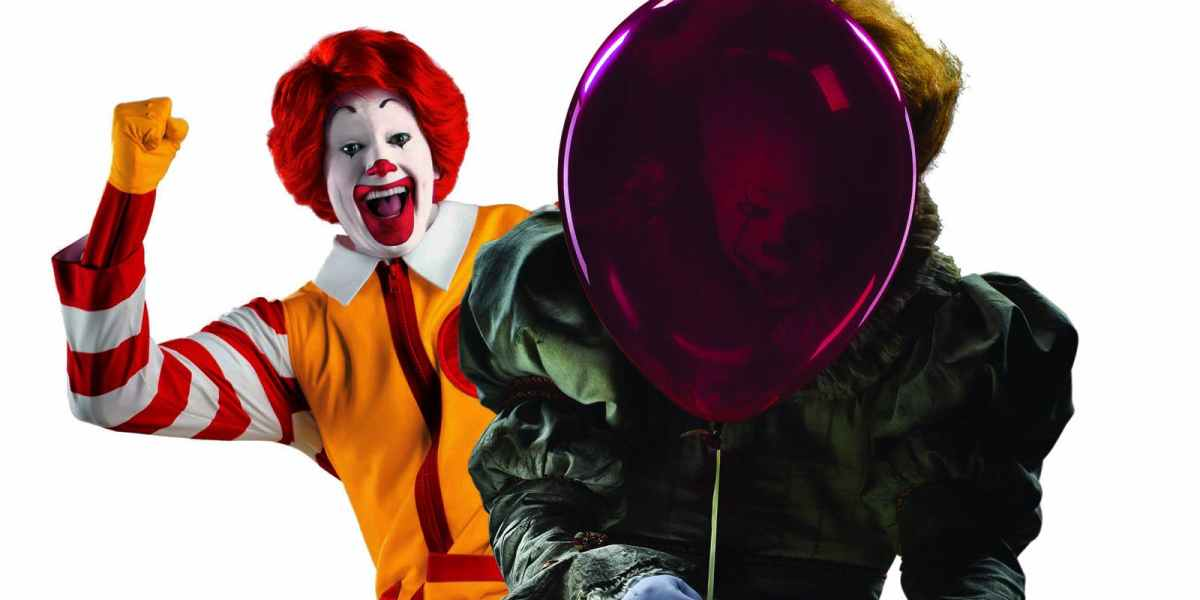 Ronald-McDonald-vs-Pennywise-IT-Clown